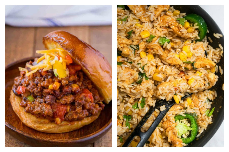 Weekly meal plan: 5 meals for the week ahead, including easy Instant Pot and one-pot favorites