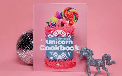 The unicorn cookbook your tween needs OMG right now.