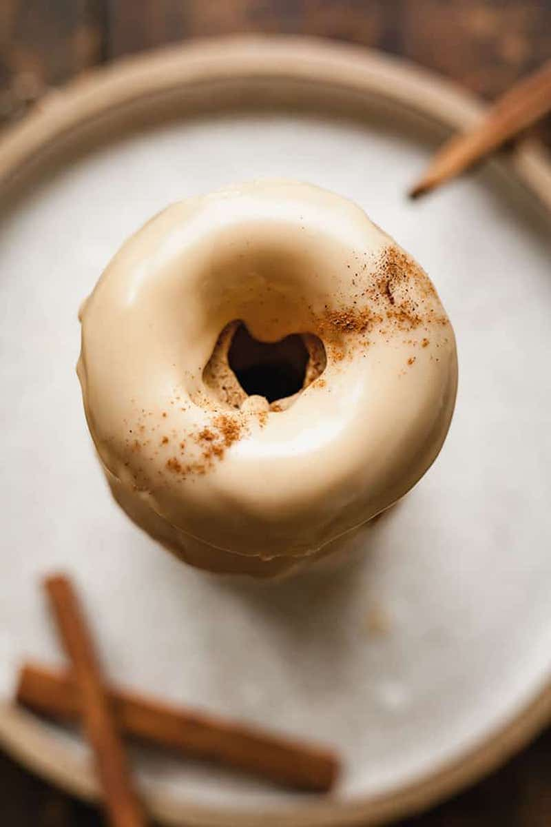 Best fall donut recipes: Chai Baked Donuts at The Live-In Kitchen