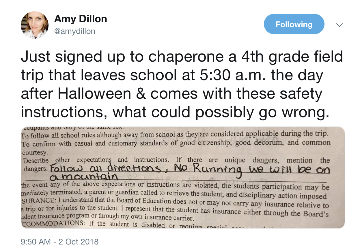 Funny Halloween tweets about candy: @AmyDillon