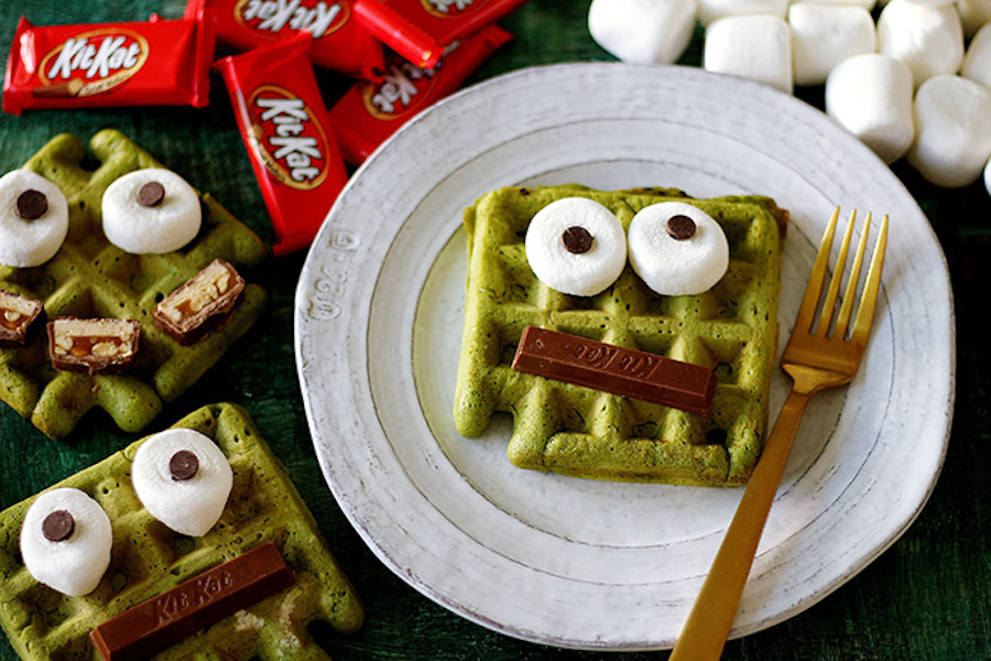 9 spooky fun Halloween breakfast ideas from savory to very, very sweet.