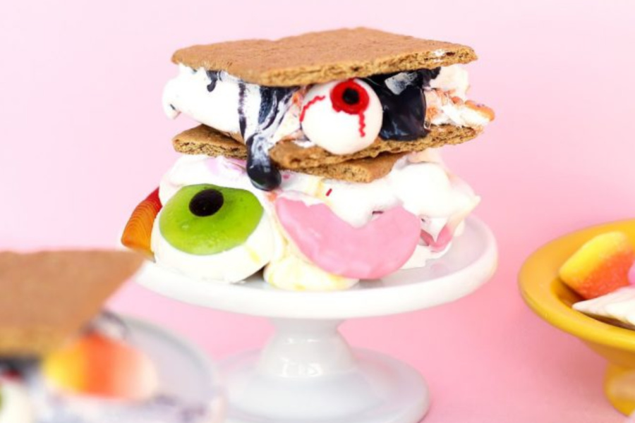 This Halloween S'mores recipe wins Halloween S'mores (should there be such an award)