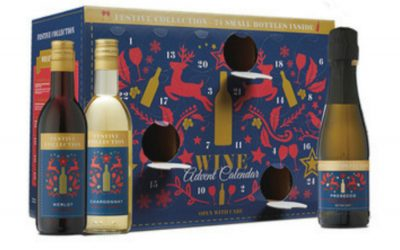 The Aldi Wine Advent Calendar may be all you want for Christmas
