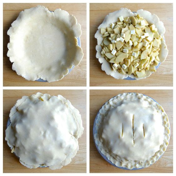 Genius make-ahead Thanksgiving tips: Freeze and Bake Fruit Pie | King Arthur Flour