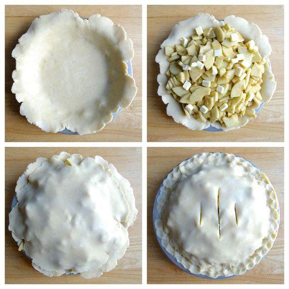 Genius make-ahead Thanksgiving tips: Freeze and Bake Fruit Pie | King Arthur Flour