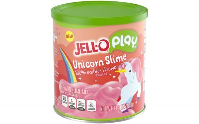 New JELL-O Play Slime has arrived, and it's as easy as well, making JELL-O