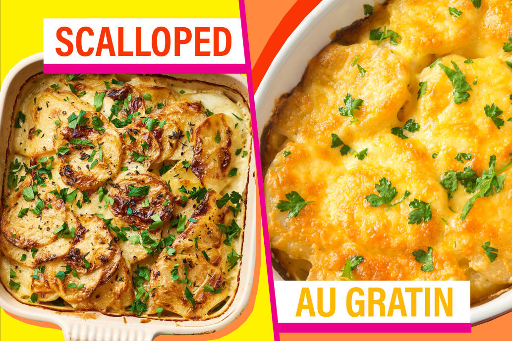 Scalloped or au gratin? What's the difference? | The Kitchn