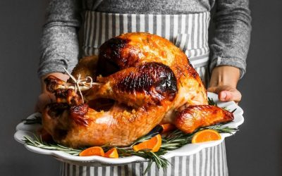Weekly meal plan: Rosemary Orange Turkey at Zestful Kitchen + ideas for your leftovers