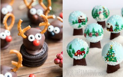 12 spectacular no-bake holiday cookie ball recipes to make with the kids