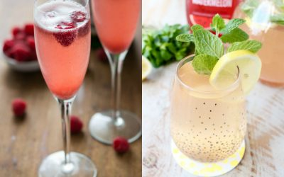 5 easy champagne punch recipes to help you ring in the new year with bubbly