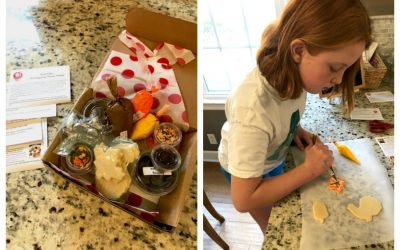 Gramma in a Box: the sweet subscription gift for culinary kids