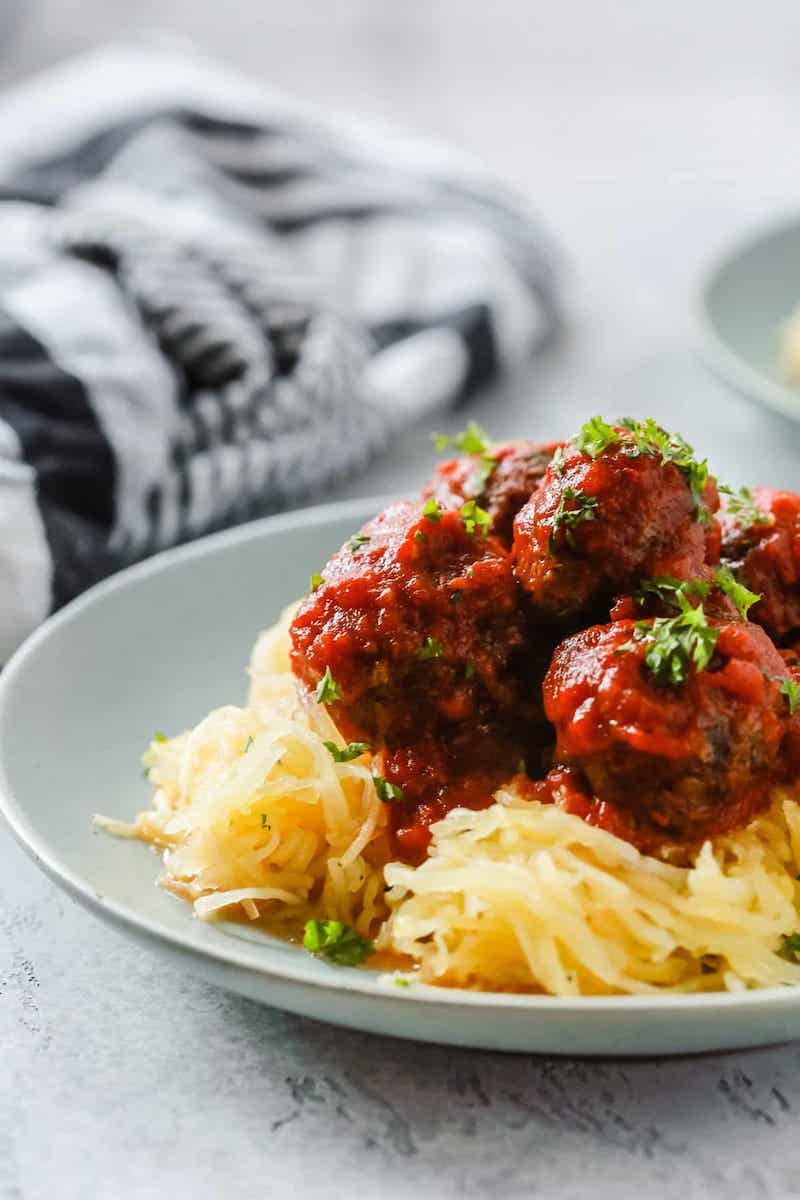 Weekly meal plan: Meatballs at Primavera Kitchen