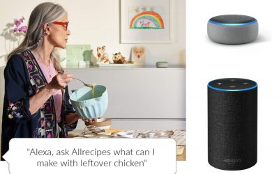 6 of the best cooking and meal-planning skills for Alexa for a 21st century kitchen