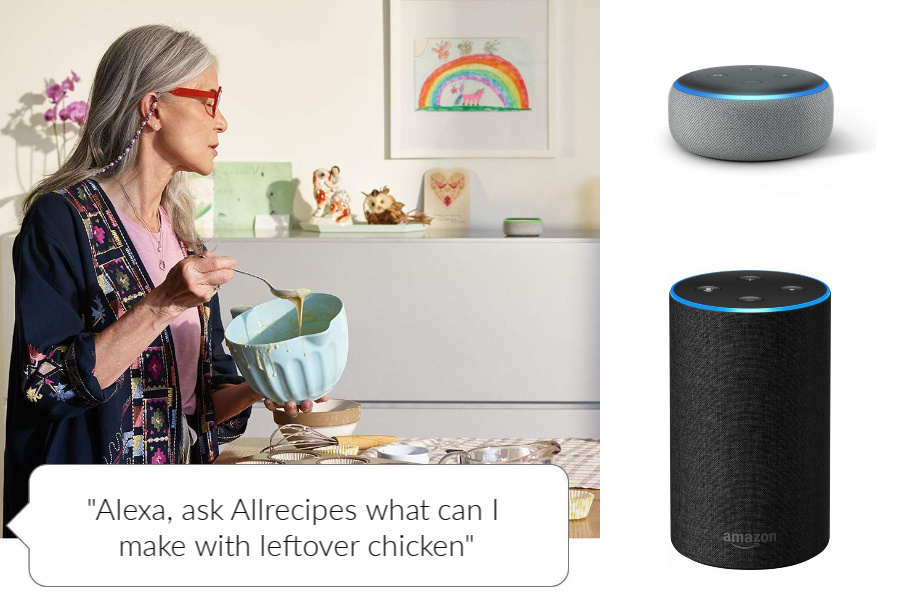 6 great Alexa skills for cooking and meal-planning | coolmomeats.com