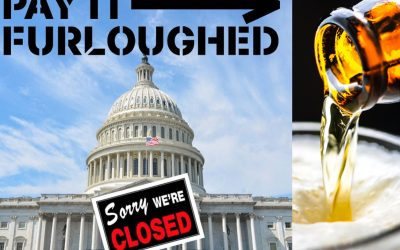 #PayItFurloughed lets you buy a beer for a federal worker during the government shutdown
