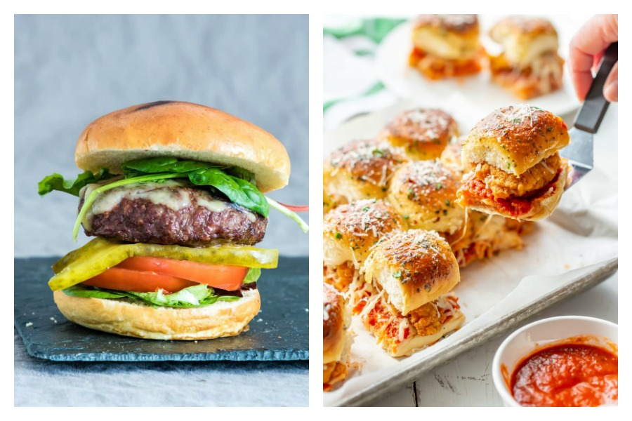 Weekly meal plan: 5 easy meals for the week ahead, including an unusual way to cook burgers