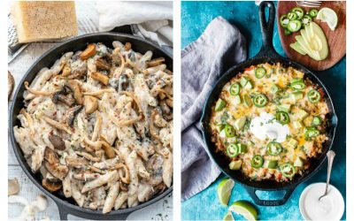 Weekly meal plan: 5 easy meals for the week ahead, including healthy, kid-friendly recipes the whole family will love