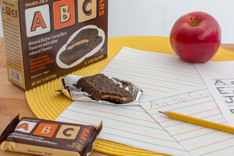 Best Trader Joe's low-sugar snacks: ABC bars