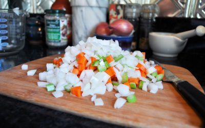 How to make mirepoix: This diced vegetable mixture will be your mealtime hero!