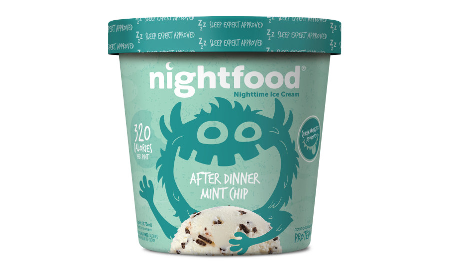 New Nightfood ice cream is designed to help with sleep and deliver fewer calories and sugara