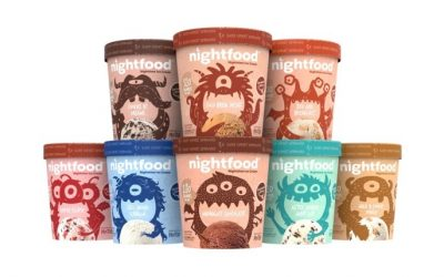 Nightfood Ice Cream may give you a better night's sleep. Wow! | CoolMomEats.com