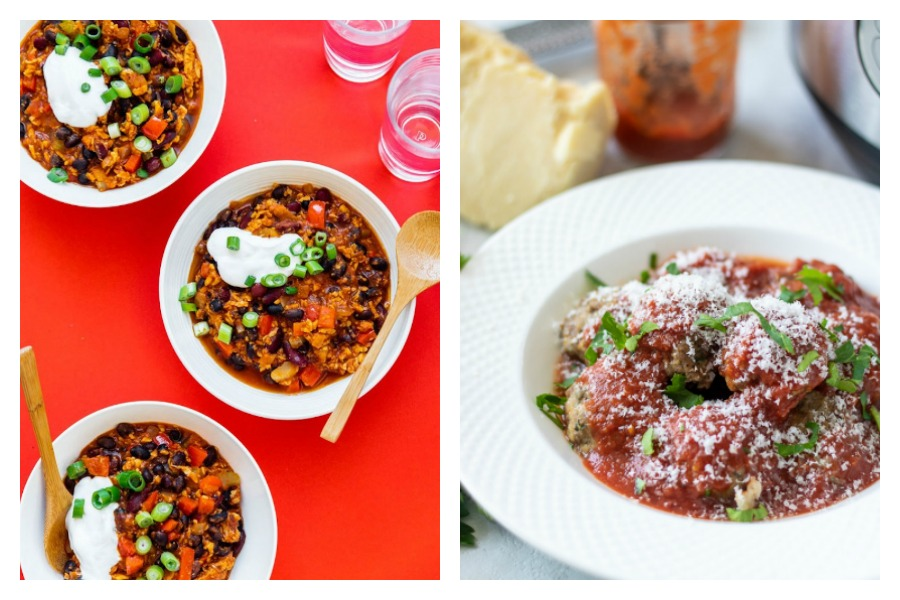 Weekly meal plan: 5 easy meals for the week ahead, including perfect cold-weather comfort meals