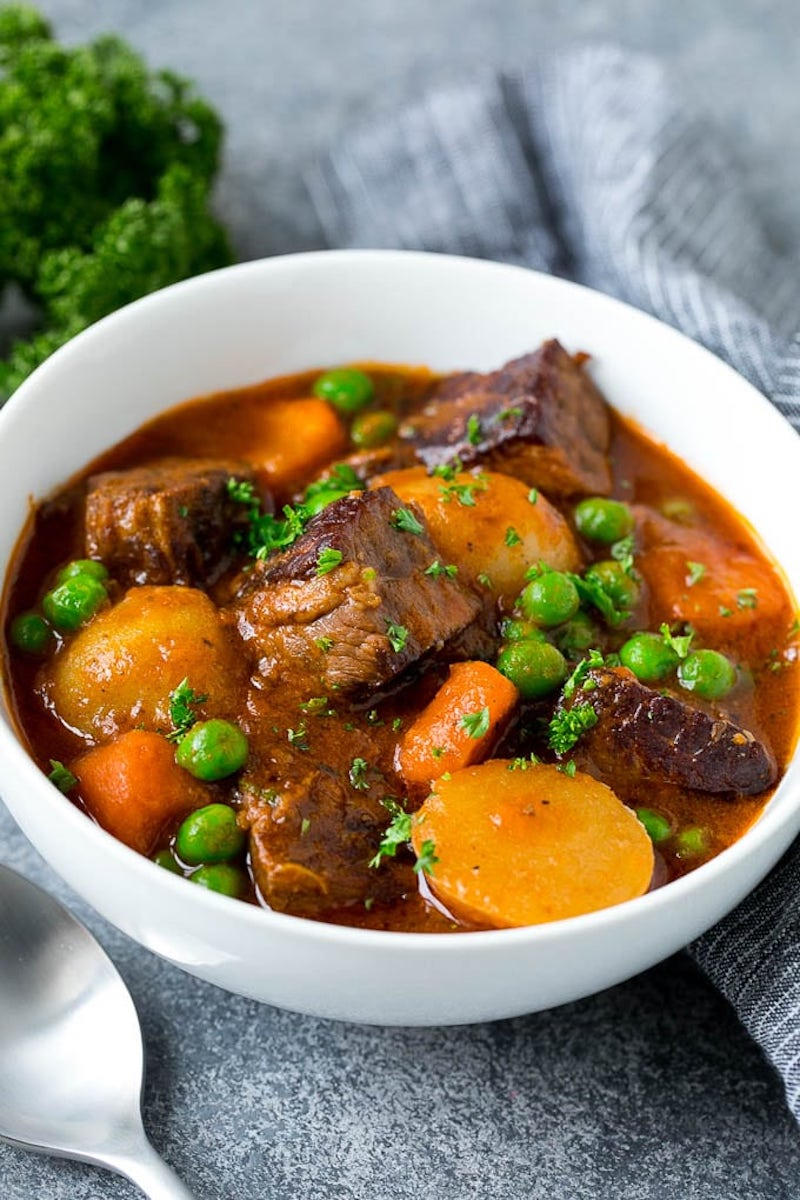 Weekly meal plan: Instant Pot beef stew at Dinner at the Zoo