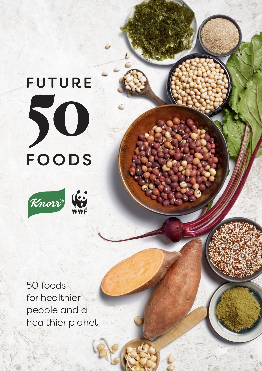 Future 50 Foods: The essential grains, legumes, vegetables, and more that we need to start consuming for a healthier planet | coolmomeats.com