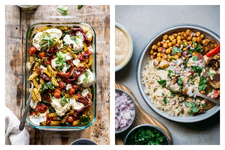 Weekly meal plan: 5 easy meals for the week ahead, including a crowd-pleasing pasta bake the whole family will love