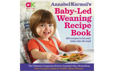 This new baby-lead weaning cookbook is packed with recipes you'll want to eat too. Whoa.