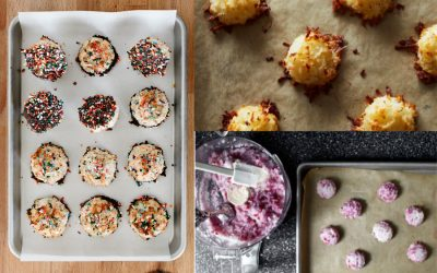 7 spectacular macaroon variations for a big finish at Passover