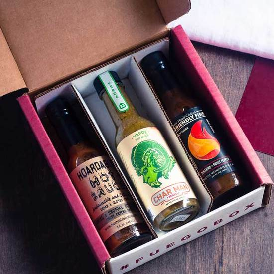 Mother's Day food gifts: Hot sauce gift boxes and subscriptions from Fuego