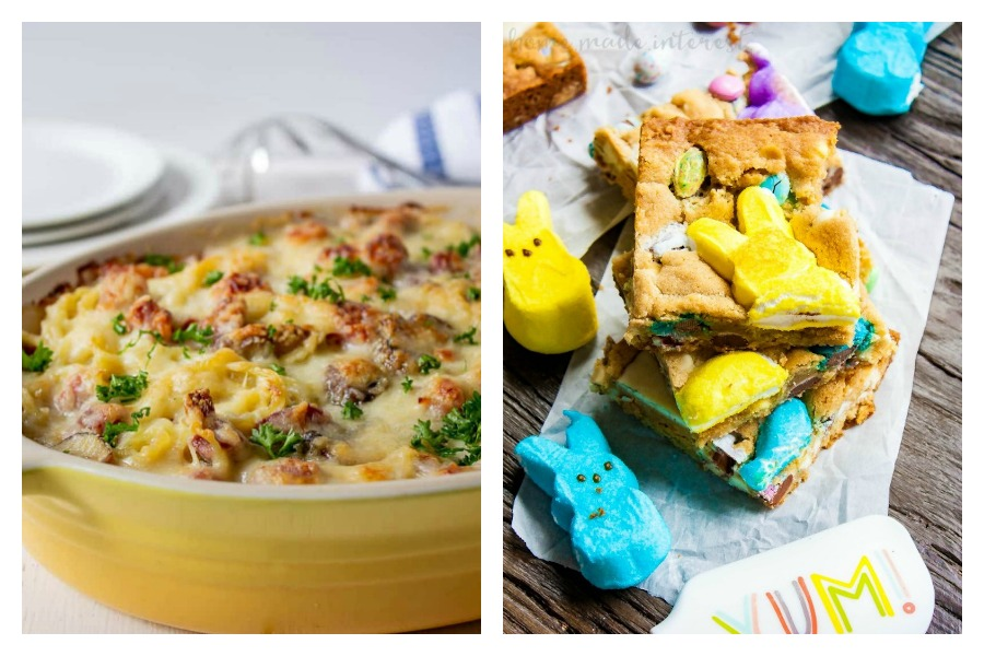 Weekly meal plan: 5 easy meals for the week ahead, including smart ways to use up your Easter leftovers