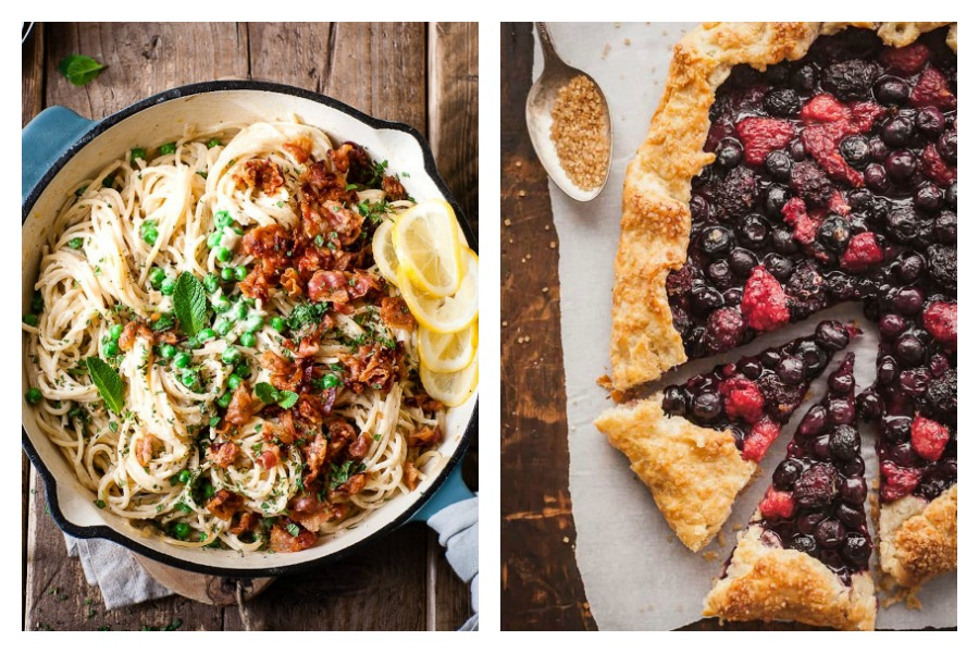 Weekly meal plan: 5 easy meals for the week ahead, including a delicious one-pot spring pasta and a fun Game of Thrones inspired dessert
