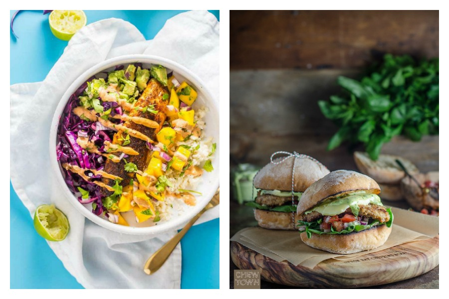 Weekly Meal Plan: 5 easy meals for the week ahead, including the best taco bowl ever and a tasty international burger recipe