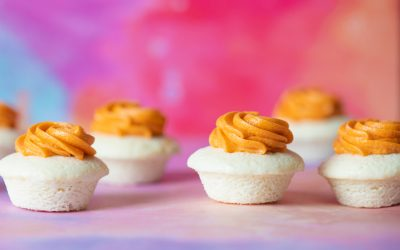 These OMG Mother's Day cupcakes give back to other moms too