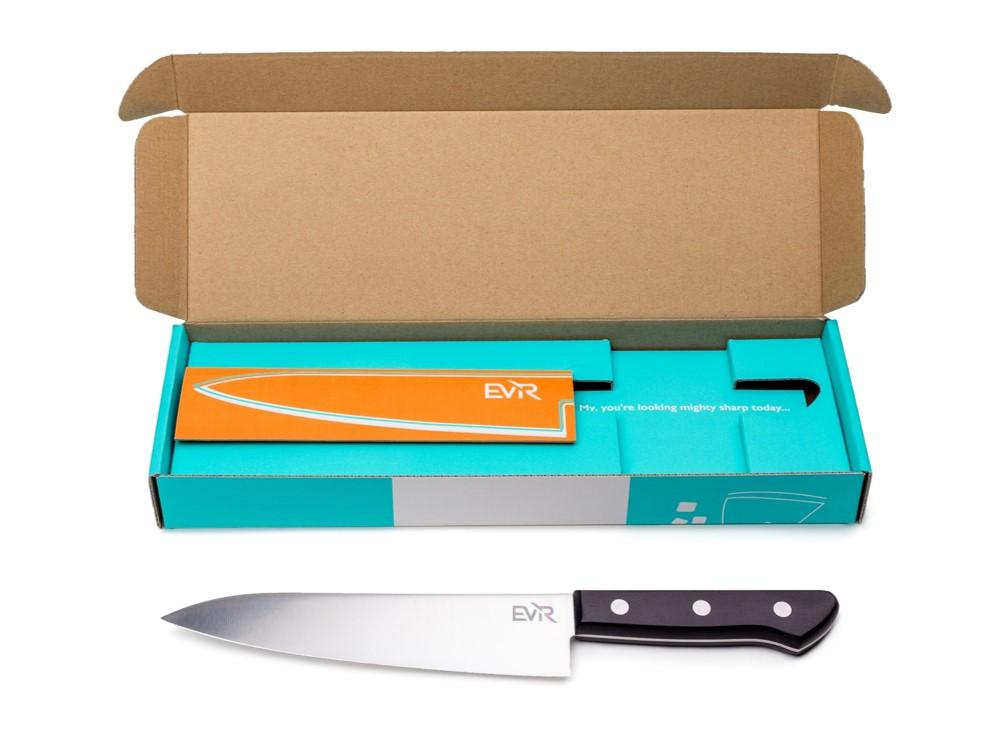 We review EVR Sharp's kitchen knife subscription service...and love it!