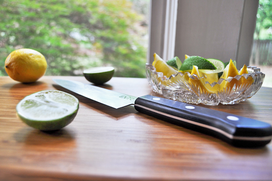 A knife that never needs sharpening? Try a kitchen knife subscription | Cool Mom Eats