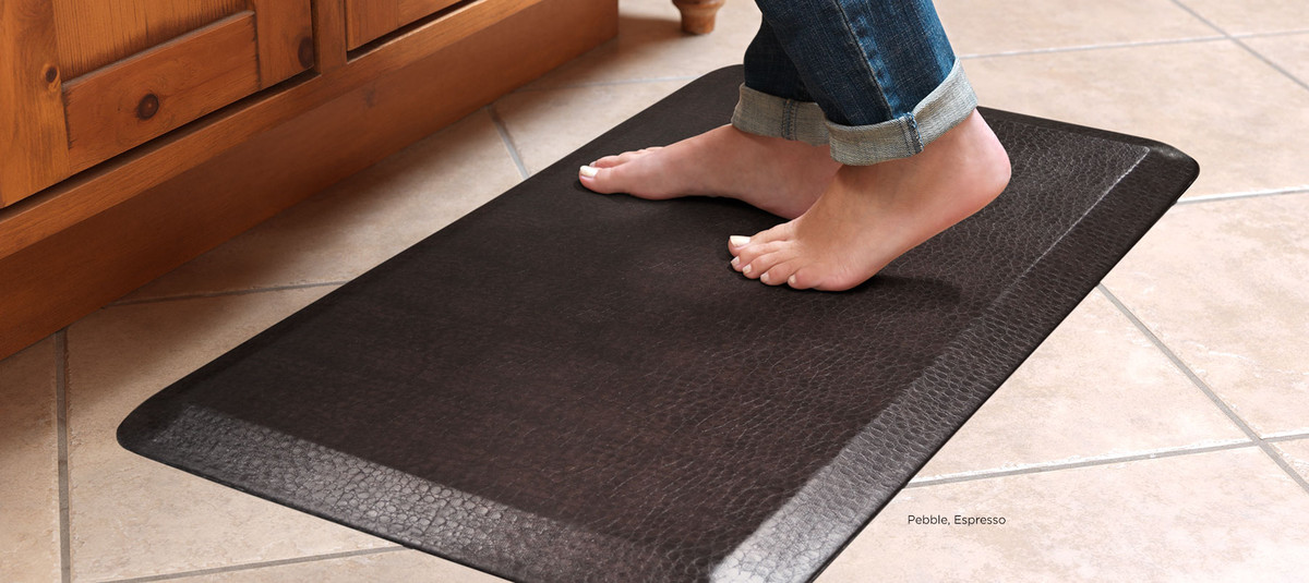 Best kitchen mat to help with back problems: Reader Q&A ...