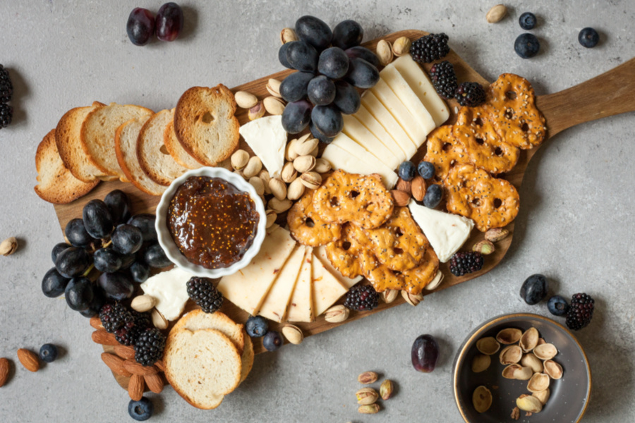 How to make a cheese board with simple, affordable supermarket ingredients: 8 easy tips from Cool Mom Eats