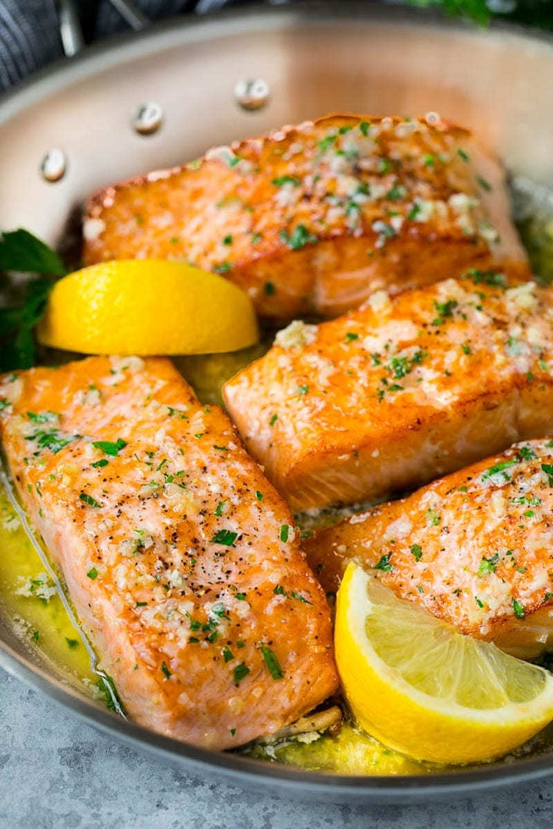 Weekly meal plan: Pan Seared Salmon at Dinner at the Zoo