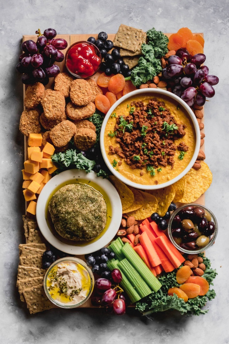 Weekly meal plan: Party Platter at Emilie Eats