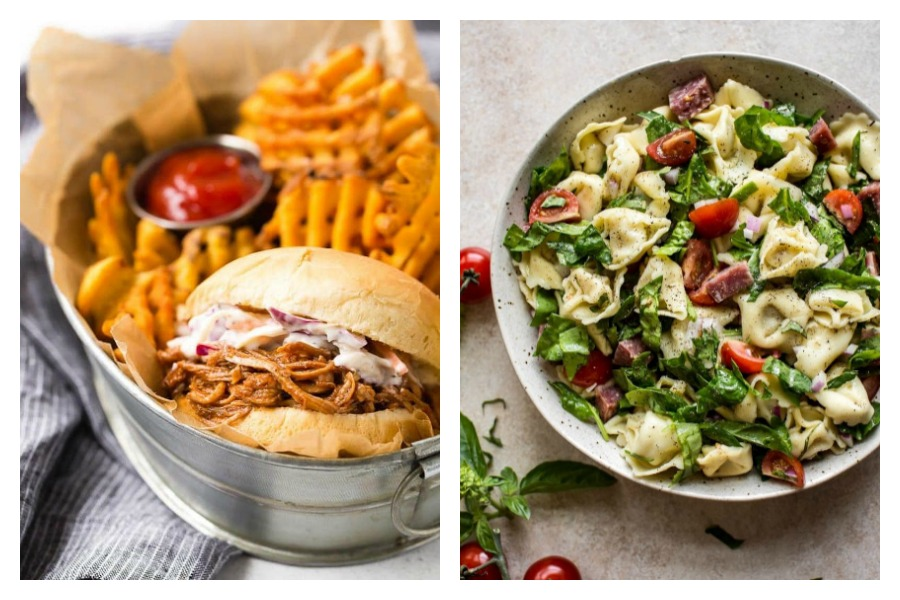 Weekly meal plan: 5 easy meals for the week ahead, including great Memorial Day cookout recipes