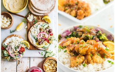 Weekly meal plan: 5 easy meals for the week ahead, including better-than-takeout Orange Chicken