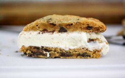The best ever tips for making the best ever DIY ice cream cookie sandwiches