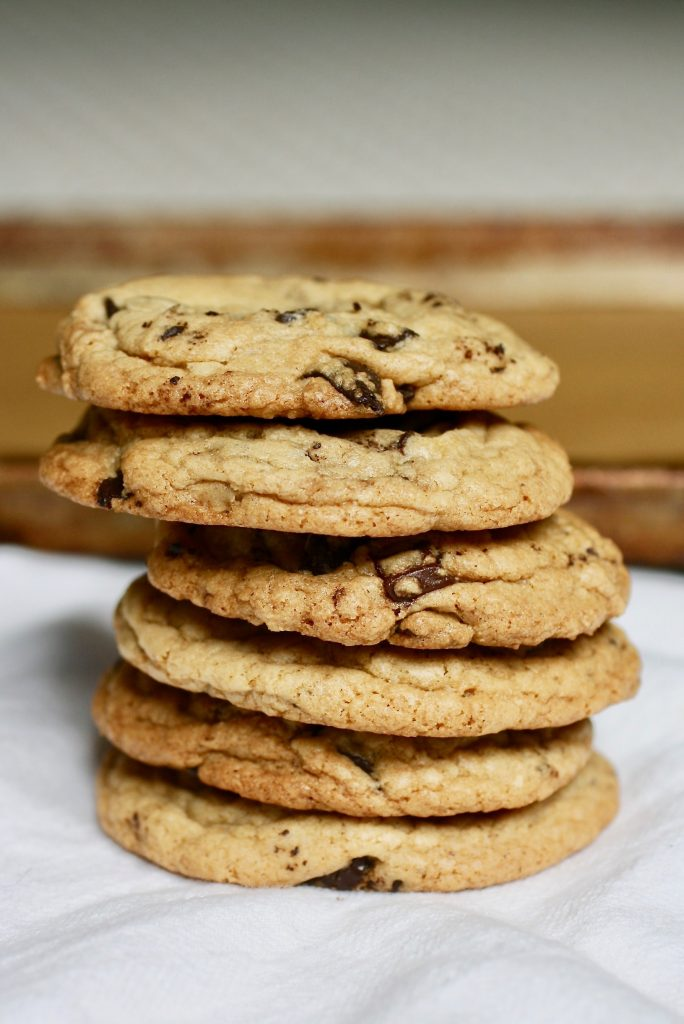 DIY ice cream cookie sandwiches: start with a good chewy cookie recipe! | © Jane Sweeney Cool Mom Eats