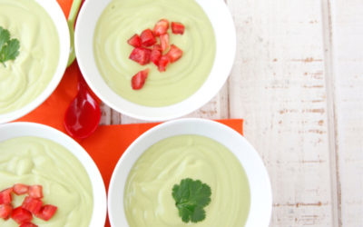 8 cold soups we want to eat all summer long: Easy recipes to beat the heat