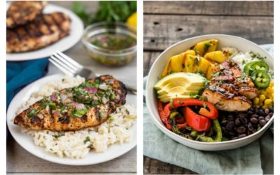 Weekly meal plan: 5 easy meals that make smart use of leftovers