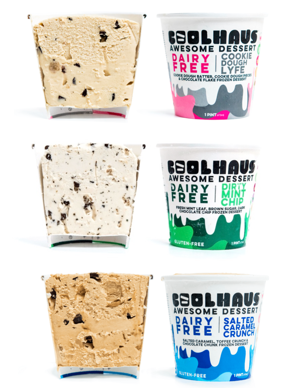 Healthy ice cream: Coolhaus's vegan, organic, dairy-free ice cream taste like gourmet ice cream