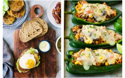 Weekly meal plan: 5 easy meals using July's in-season produce